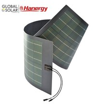 Hanergy 90w price per watt flexible solar panels