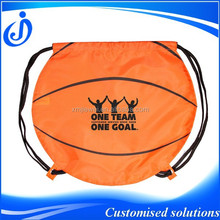 Promotional Football Basketball Drawstring Bags