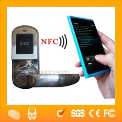 Mobile Remote Control Swipe Cards and Door Locks(LM9N)