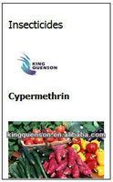 Insecticides systemic of Cypermethrin 10% wp