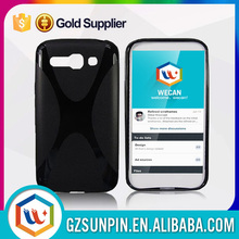 Wholesale slim soft tpu pc mobile phone case cover for wiko jimmy