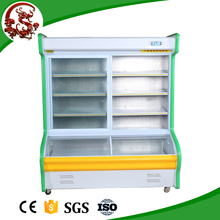 Promotion 2015 new products upright fashionable vegetable refrigerator