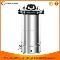 Small Protable Laboratory Autoclave Sterilizer Sturdy