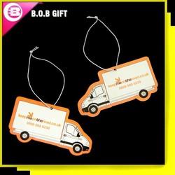 New Fashional Haning Paper custom car air freshener