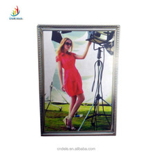 put your picture in your frame 6x8 aluminum photo frame