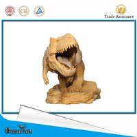 Antique Handicraft Solid Small Size Dinosaur For Enjoy