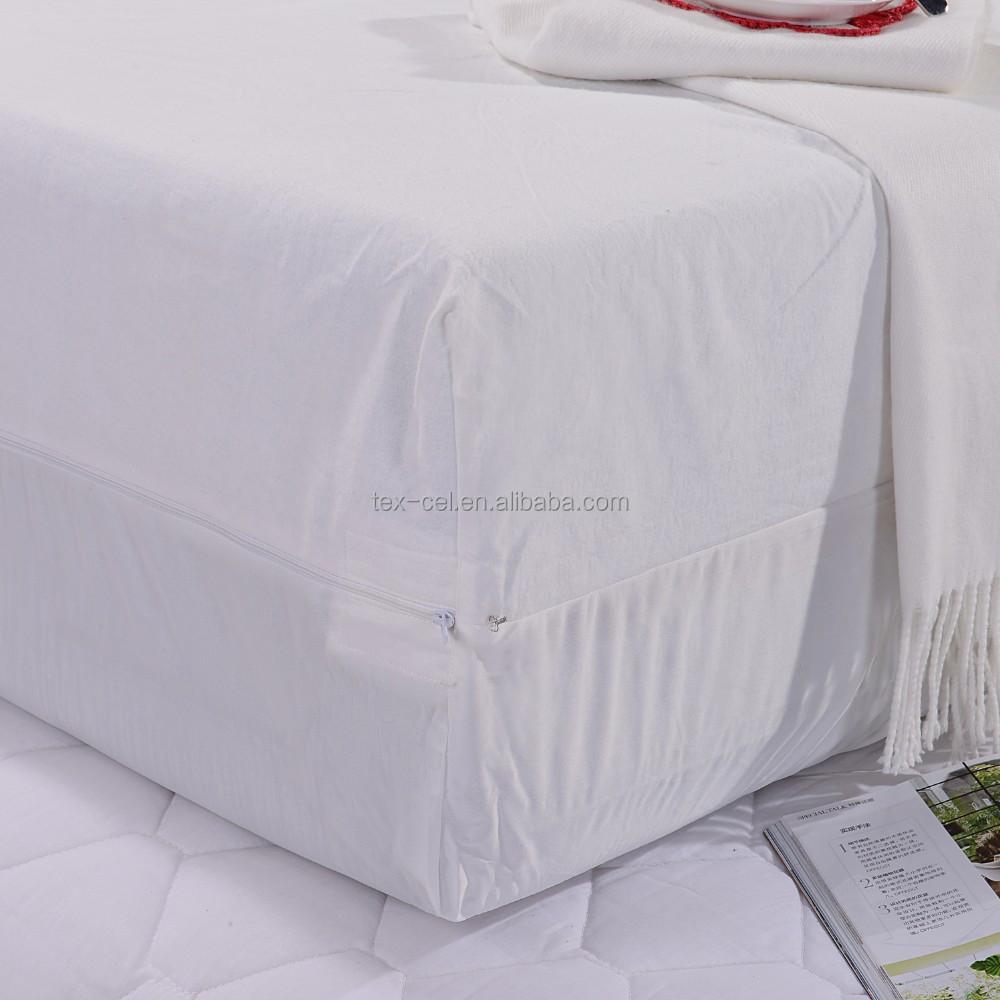 Waterproof Bed Bug Proof Mattress Encasement Lifetime