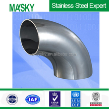 China 304 304l 316 316l stainless steel elbows