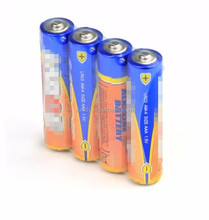 High Quality 1.5V China alkaline Battery AAA
