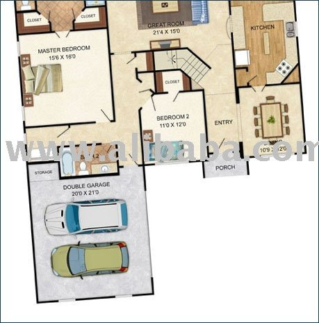 Floor plans rendering service buy architecture rendering Rendering floor plans