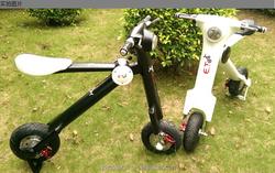 48v 1000w li- ion battery samsung foldable electric bycicle trike chopper
