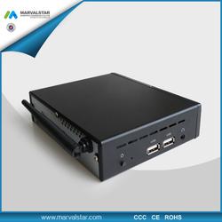 2015 New MINI PC Windows 8 OS Intel Z3735F Quad core 2GB+32GB metal cover