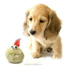 Magic plush pet toy for dog and cat