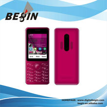 OEM wholesale mobile phone 2.4 inch QVGA dual SIM mobile phone C206