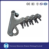 Cheapest Pole Line Accesorries High Quality Aluminium Alloy Suspension Clamp/Dead End Clamp
