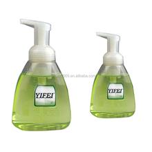 Delicate Pack Antiseptic Tea Fragrance Liquid Soap Foaming Hand Wash