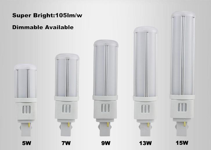 G24q 1 G24q 3 Base Led Pl Lampe G24d Une G24d 2 G24d 3