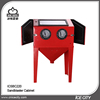 New Design 220L Portable Industrial Sandblast Cabinet