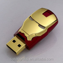 100% Real Capacity Gold Bar 8gb usb memory stick with free engrave logo high read speed and fast shipping/memory stick