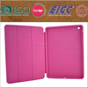 three folding PU case for ipad Air 2 with standing function