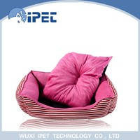 Puppy dog /cat comfortable luxury soft pet bed for small animals