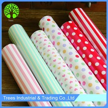 Waterproof gift wrapping paper factory