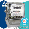 DD862 type single-phase active digital electric cabinet meter digital electric meter hack