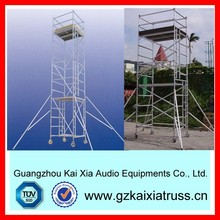 Ring lock scaffolding design used for real estate/building/construction