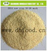 hot sale High Quality Dried Garlic Granules