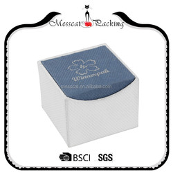 Custom Made Small Elegant Jewelry Gift Boxes with Lids