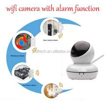 FDL-WF8 Newest Free P2P Plug And Play Wide Angle PT Wireless IR Wifi ip camera software free
