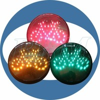 led traffic light light bike