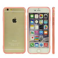2015 Hot Selling Wholesale Ultra Thin TPU&PC case for ipad case ,for iphone 6 Case, for iphone 6 plus case