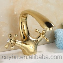 bathroom accessories double handle bathroom faucet, basin mixer, bathroom tap