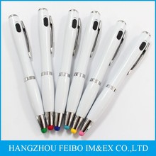 Multi-functional ballpoint pen with LED touch pen BP-8516Bi