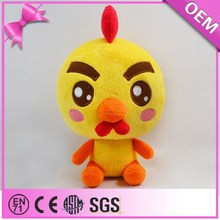 High Quality Plush Material Stuffed Toy Chickens