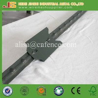 High quality Studded T Fence Post/steel t post(USA Type) wholesale direct factory