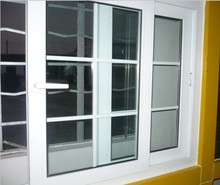 modern house design pvc sliding window