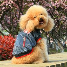 Waterproof designer pet clothes for dog