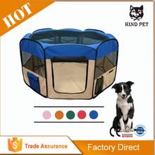 Pet Dog Cat Tent Playpen Exercise Play Pen