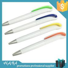 Cheap hot sell promotional ballpoint pen with logo