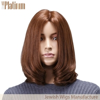 blond brazilian hair kosher wigs