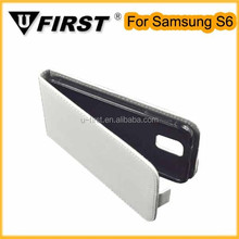 For Samsung Galaxy S6 Luxury Leather Case,Cheap Mobile Phone Leather Case For Samsung Galaxy S6