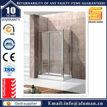 CE SGS Watermark beautiful shower enclosure