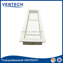 Hot Selling Aluminium linear grille Removable Core