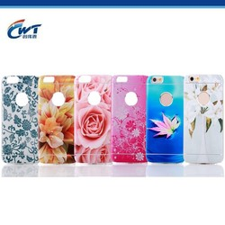 Wholesale from mold factory OEM/ODM superior view metal aluminum cell phone cover