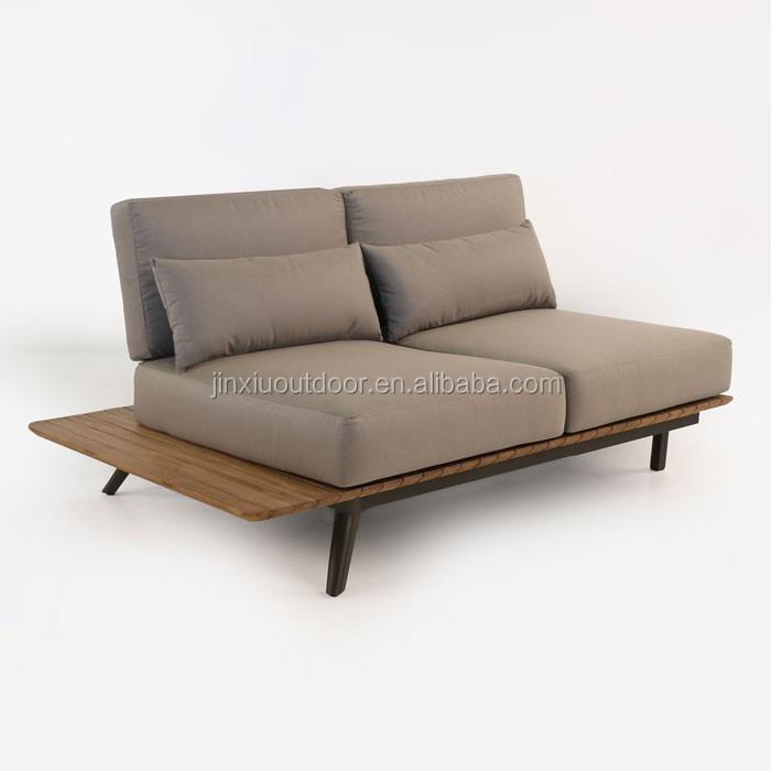 Lusso teak profonda soggiorno mobili da giardino divano - Mobili da giardino in teak ...