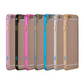 High quality aluminum cell phone case for iphone 6