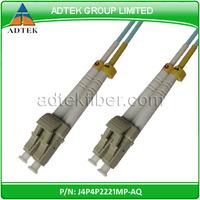 LC Optic Fiber Patch Cable Single Mode or Multi Mode