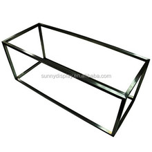 SSF5721 Counter stainless steel display frame
